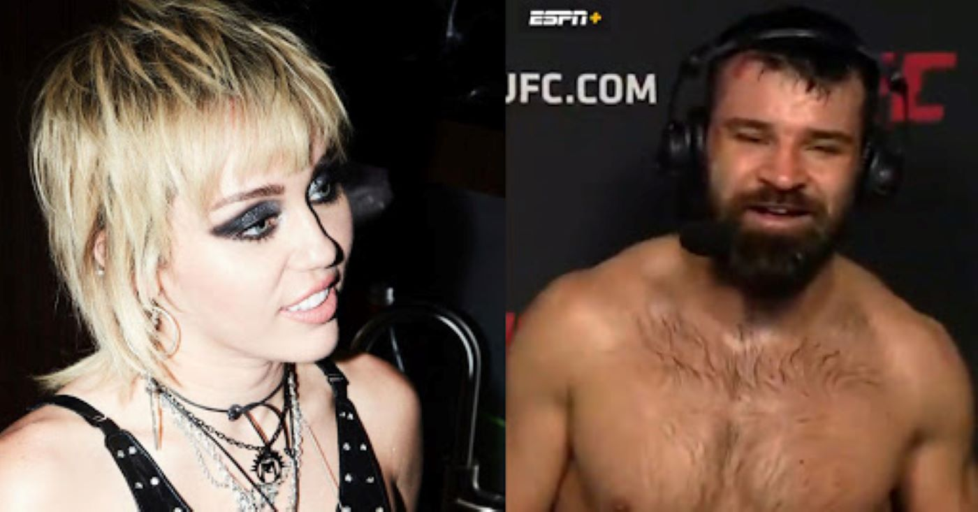 Julian Marquez Maintains He Didn't Blow His Shot With Miley Cyrus: 'I Got Something Working'