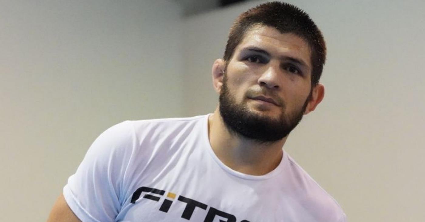 Khabib Nurmagomedov: 'I'll Feel Relieved' Vacating Lightweight Belt, GSP Fight Won't Happen At 170