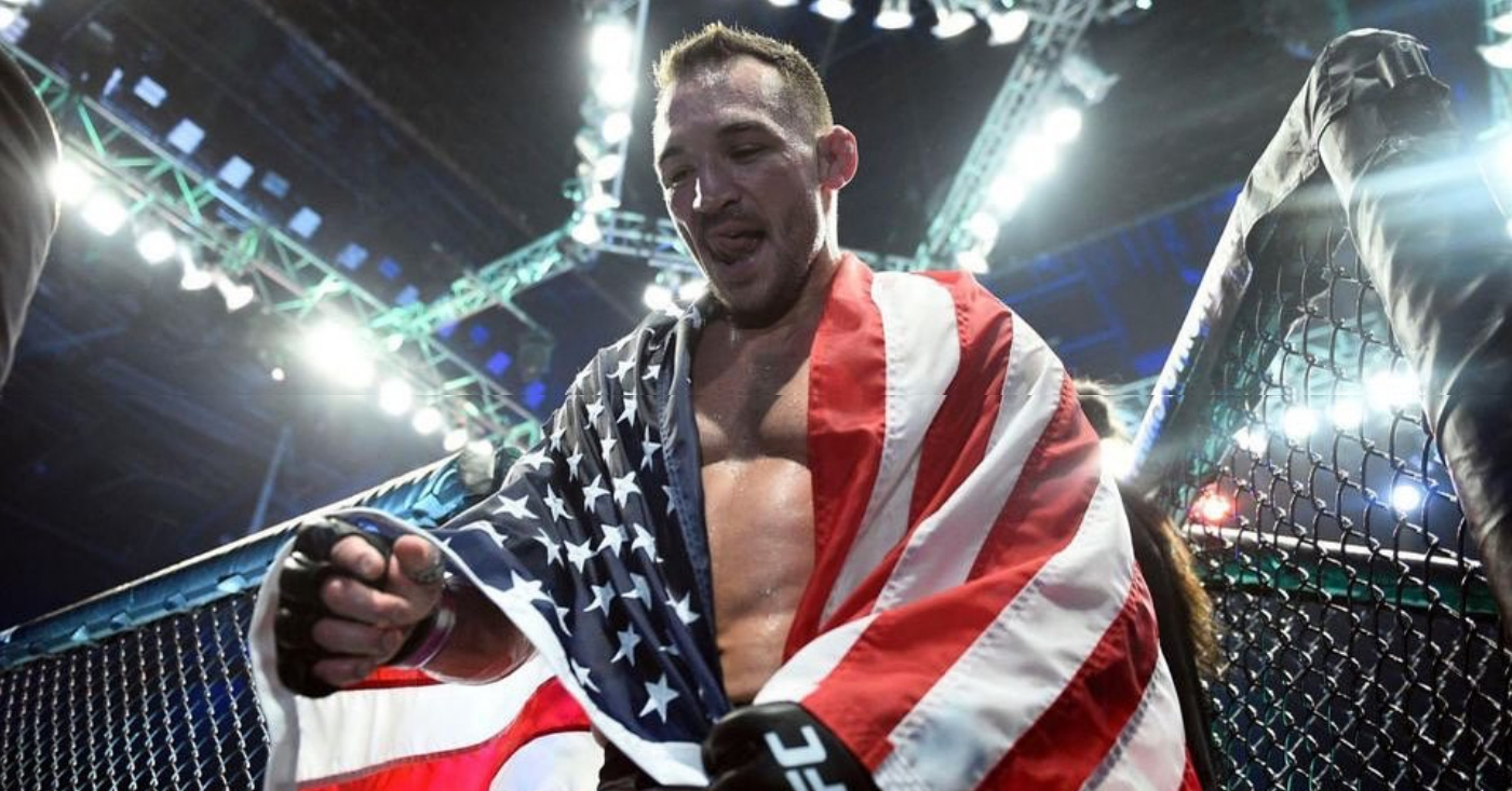 Michael Chandler: 'I Can Probably Be The Guy That Entices Khabib To Come Back'