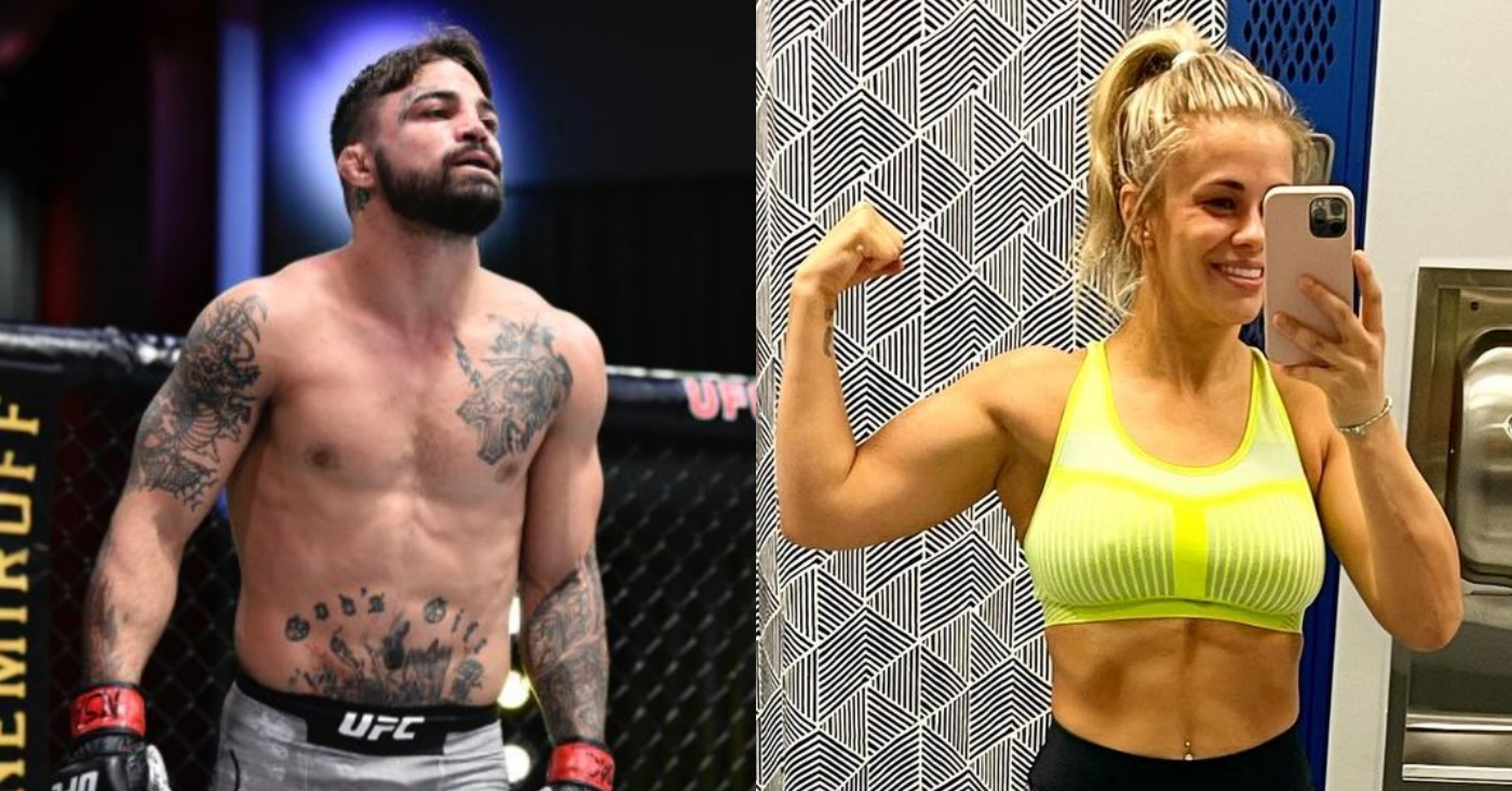 Mike Perry Names His Price To Bare Knuckle Box Paige VanZant