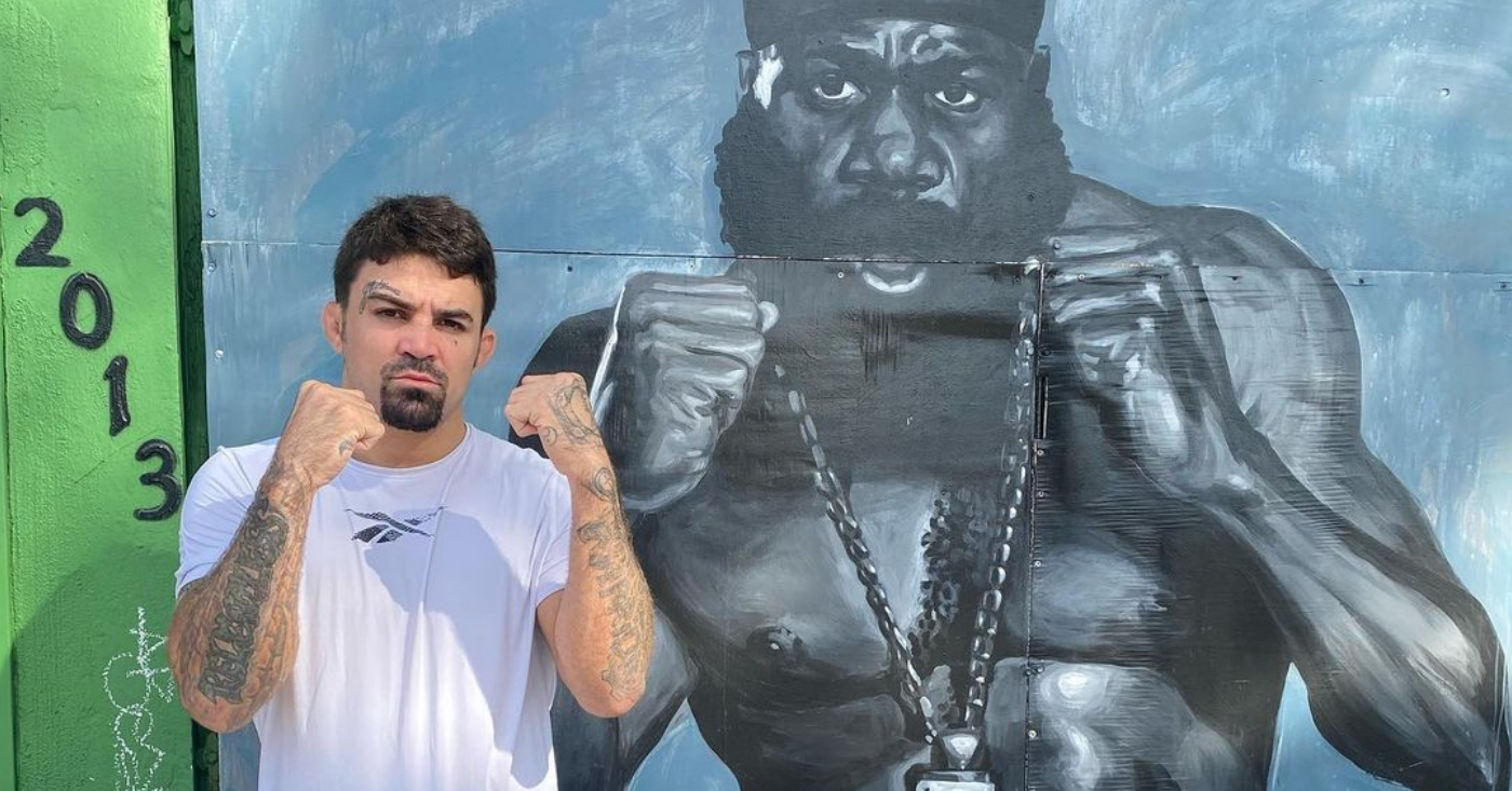 Mike Perry Wants To Move To Middleweight, Calls Out Three Opponents