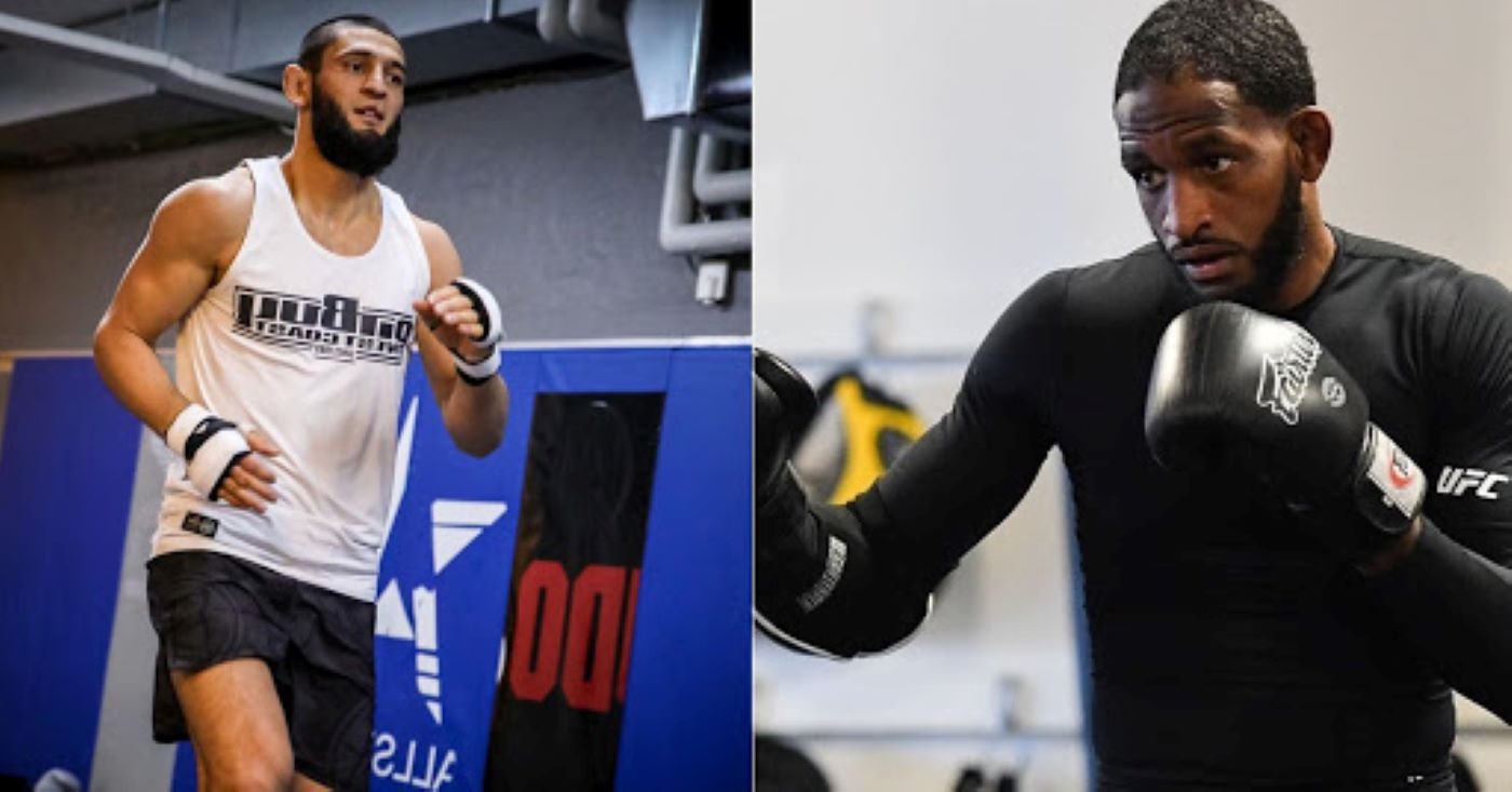 Neil Magny Fires Back At Khamzat Chimaev, Vows To Slapping Him On Sight