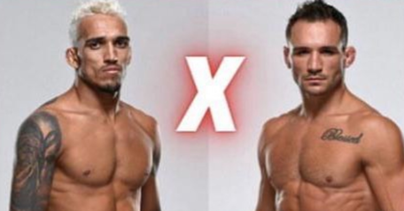 Report: UFC Have Offered Charles Oliveira vs. Michael Chandler Fight At UFC 258