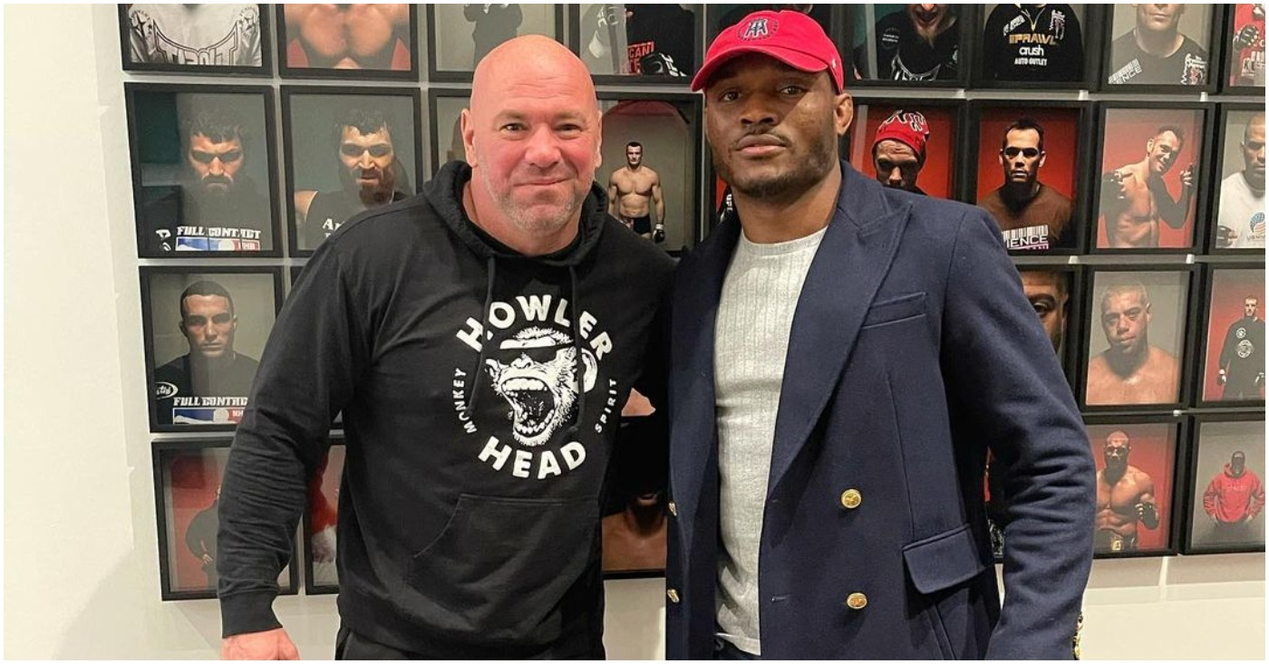 """Kamaru Usman Speaks on Coaching The Ultimate Fighter: """"It's Almost a Yes to Me"""""""