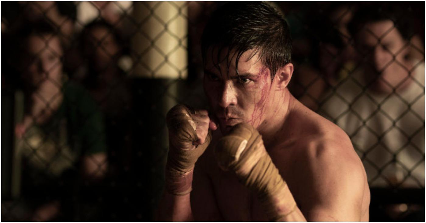 Mortal Kombat Actor Lewis Tan Admits New Character Inspired by Jorge Masvidal