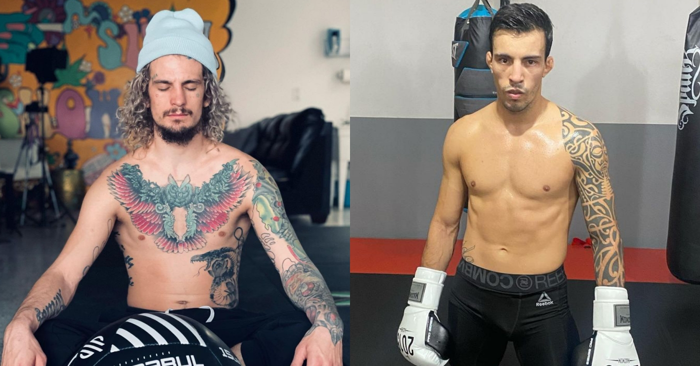Sean O'Malley Warns Fans: 'Don't Bet On Me, Bet On Thomas Almieda'