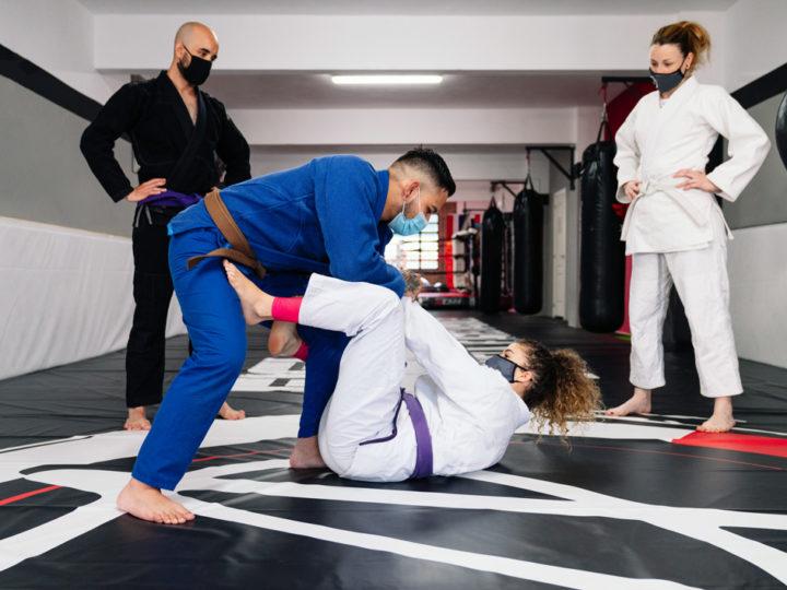 Self-Defense Jiu-Jitsu