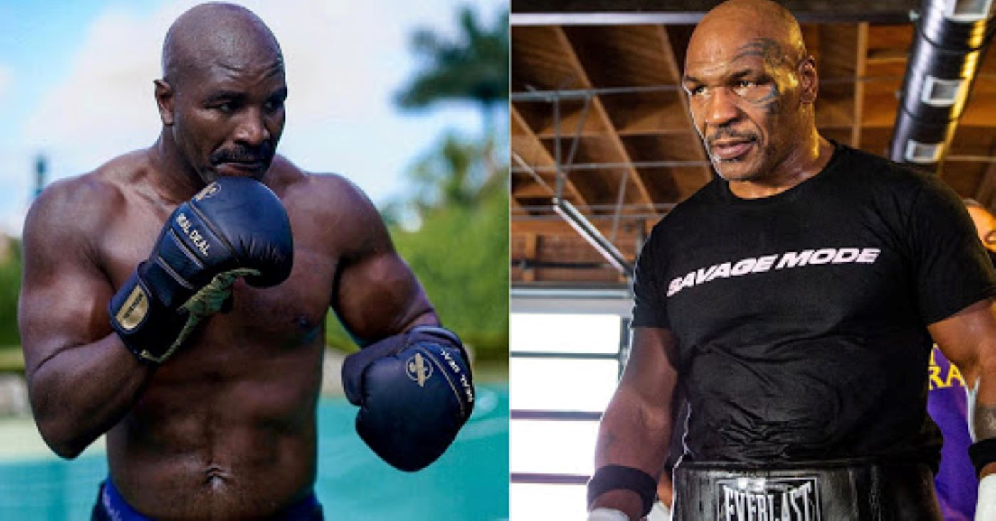 Mike Tyson And Evander Holyfield Stand To Make $100 Million In Potential Trilogy Fight
