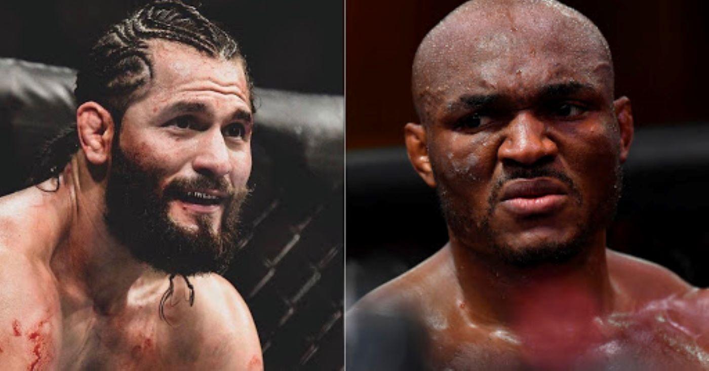 Kamaru Usman Calls Out Jorge Masvidal Following UFC 258, Team Masvidal Responds Immediately