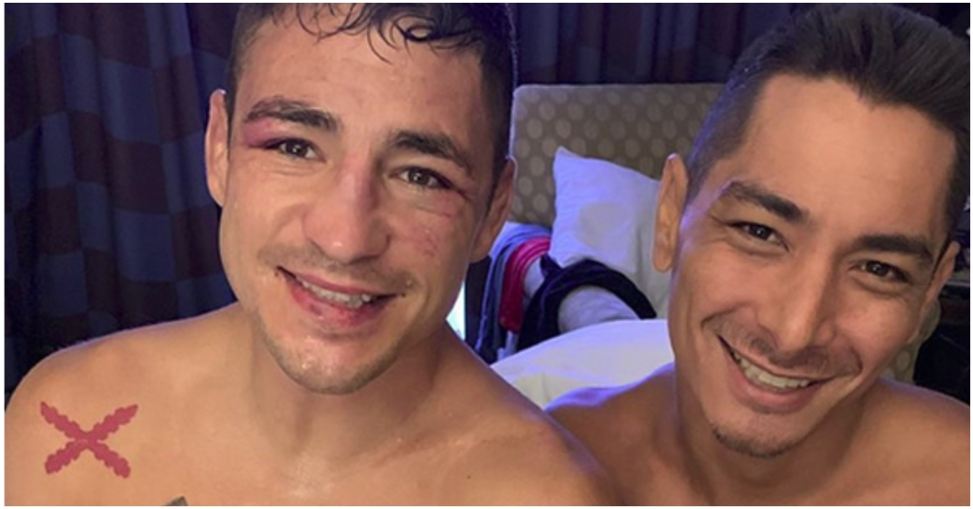 "Alleged Details of Diego Sanchez Being Cut by UFC, and ""Extremely Dark Energy"" of Joshua Fabia"