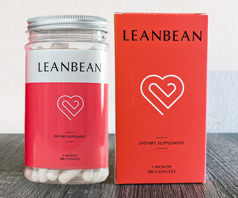 Leanbean Box And Bottle