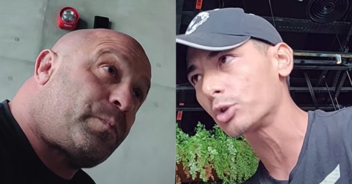 Matt Serra Ready For Joshua Fabia To 'Be Nothing But A Disturbing Memory,' Reflects On Altercation   MiddleEasy