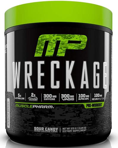 MusclePharm Wreckage Pre-Workout