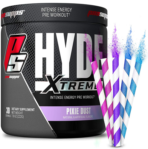 ProSupps Mr. Hyde Xtreme Pre-Workout