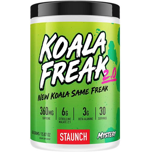Staunch Koala Freak 2.0 Pre-Workout