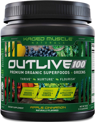 Kaged Muscle Outlive